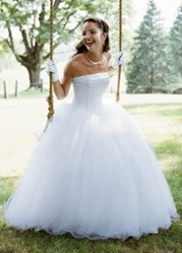 Style Nt8017 Strapless Tulle Ball Gown With Beaded Satin Bodice Davids Bridal