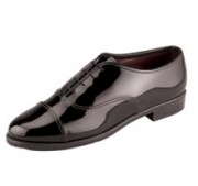 Mens Tuxedo Patent Shoes (Style #940)  Black